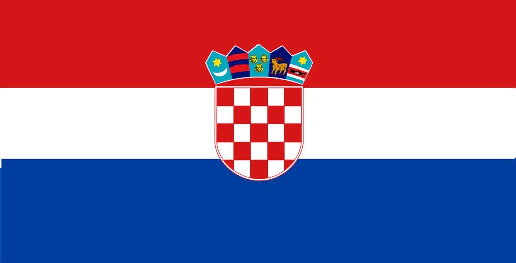 croatia, flag, country